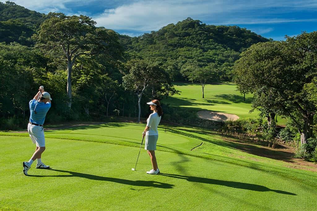 Mukul Resort Golf
