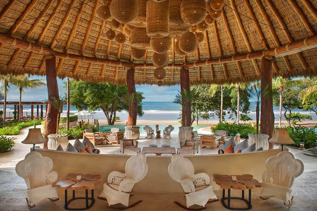 Mukul Resort Main Palapa Day