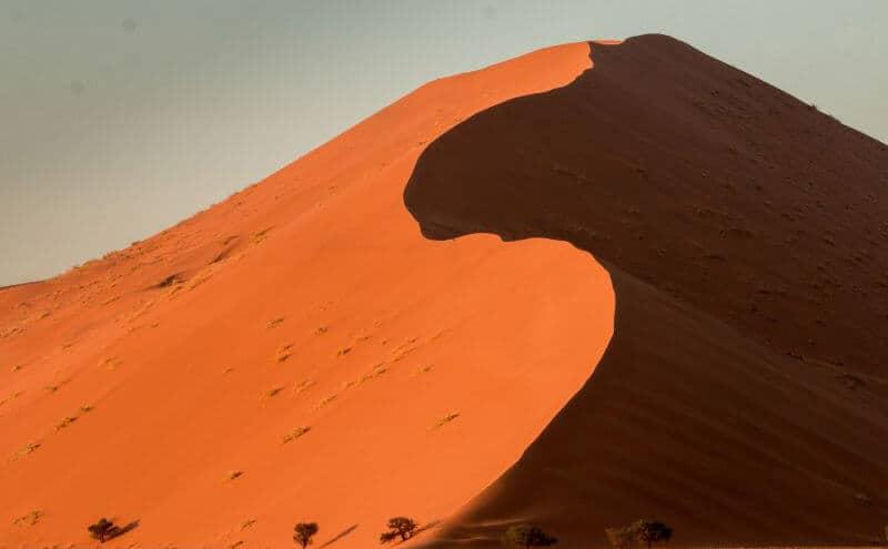 Namibia Roadtrip Dünen