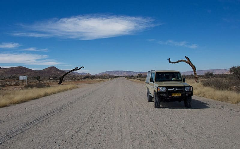 Namibia Roadtrip