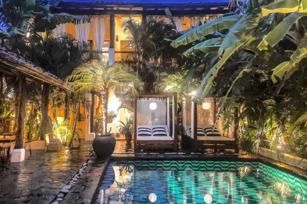 Nicaragua-Granada-Tribal-Hotel-Pool