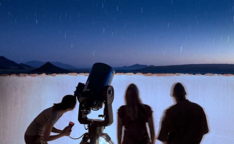 Sternbeobachtung Sossusvlei