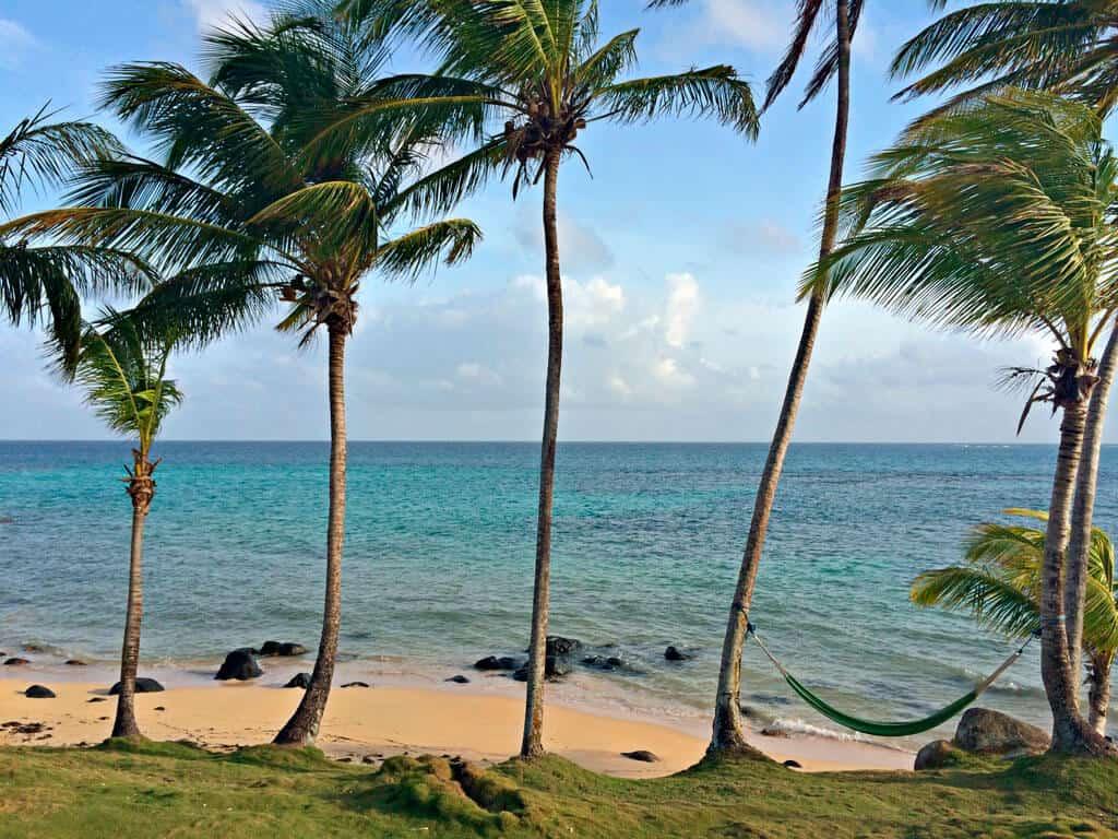 Yemaya Insel Strand