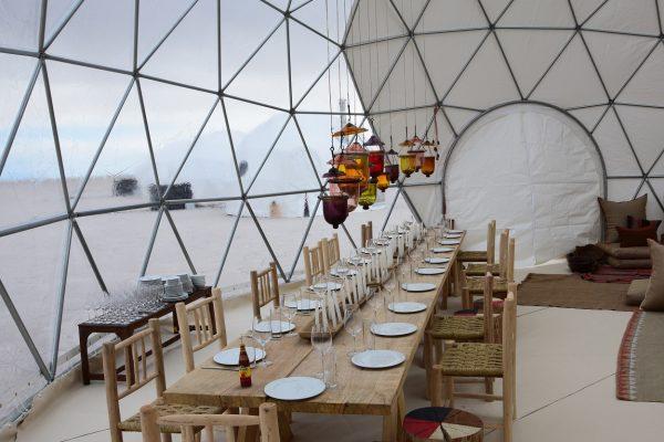Dome camp Uyuni36