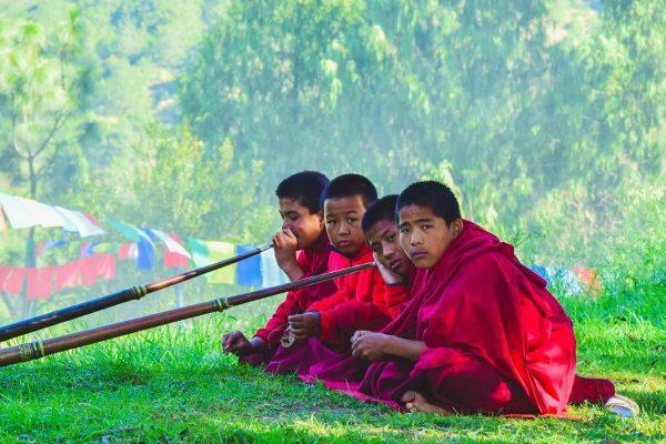 Bhutan_Kinder