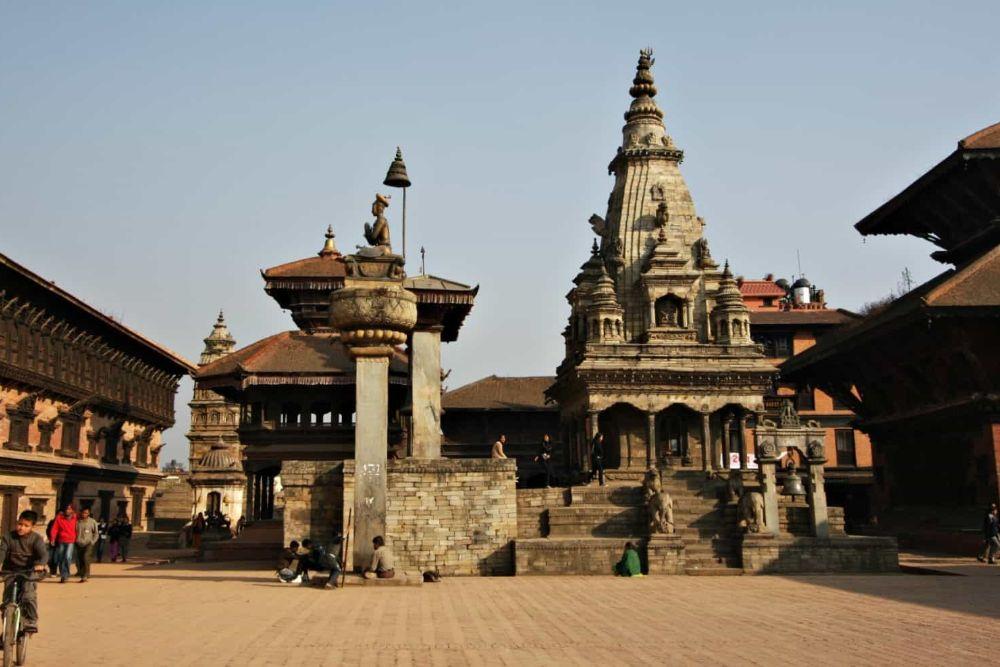 nepal reisen