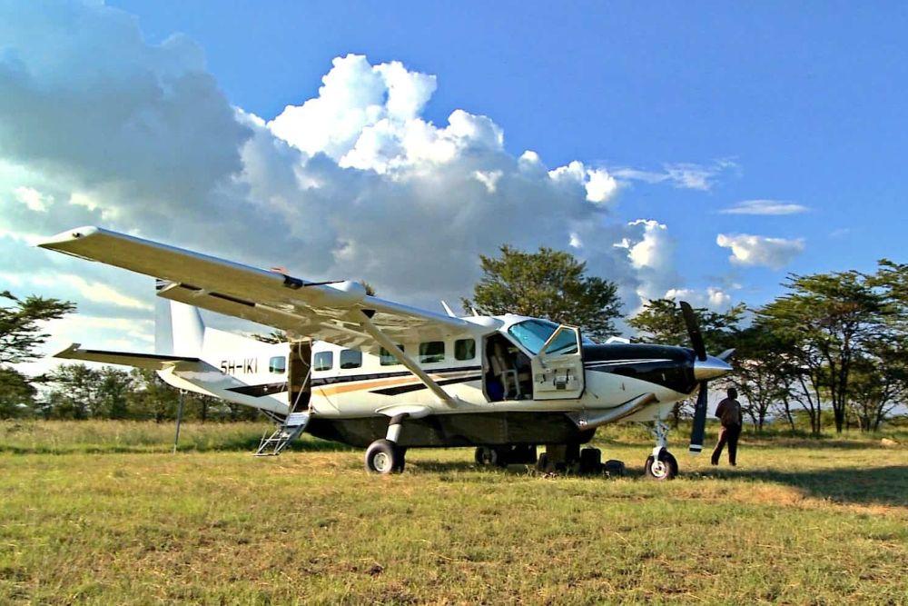 Safari Tansania Exklusiv