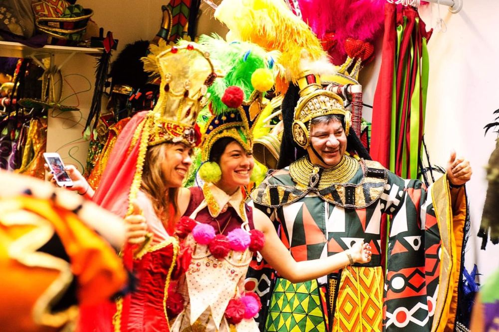 Costume Workshop - Samba School (1)