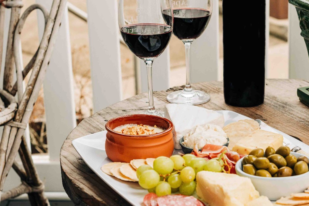 Food and Wine Griechenland