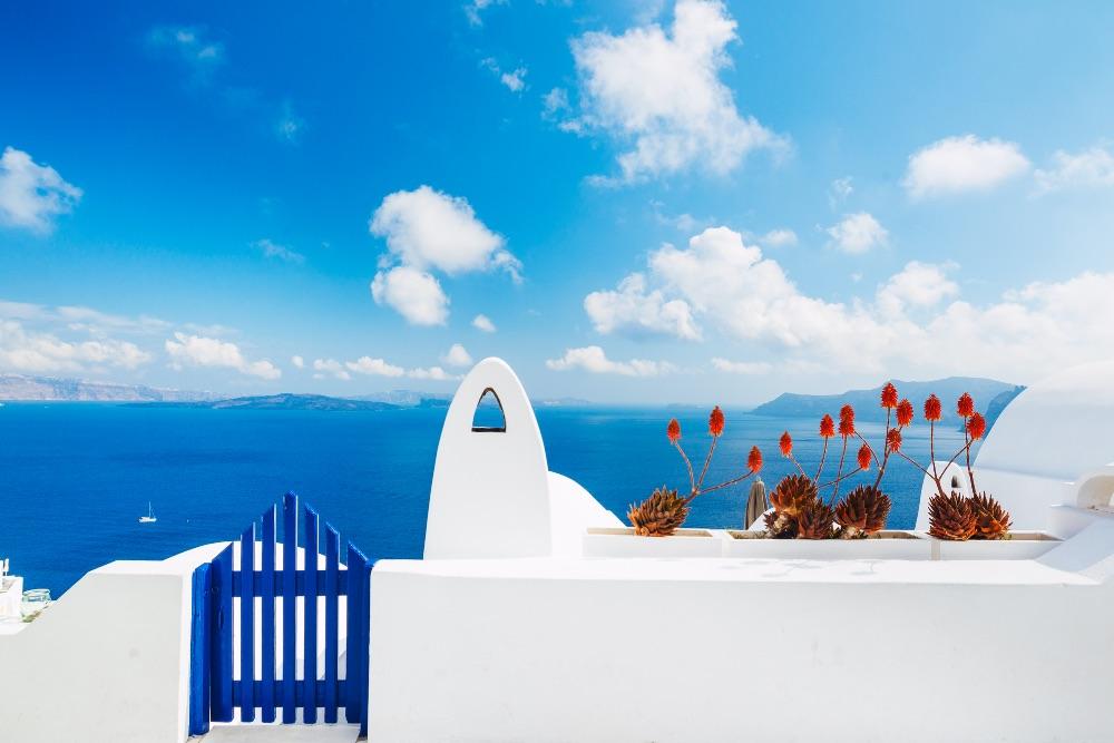Griechenland Landing