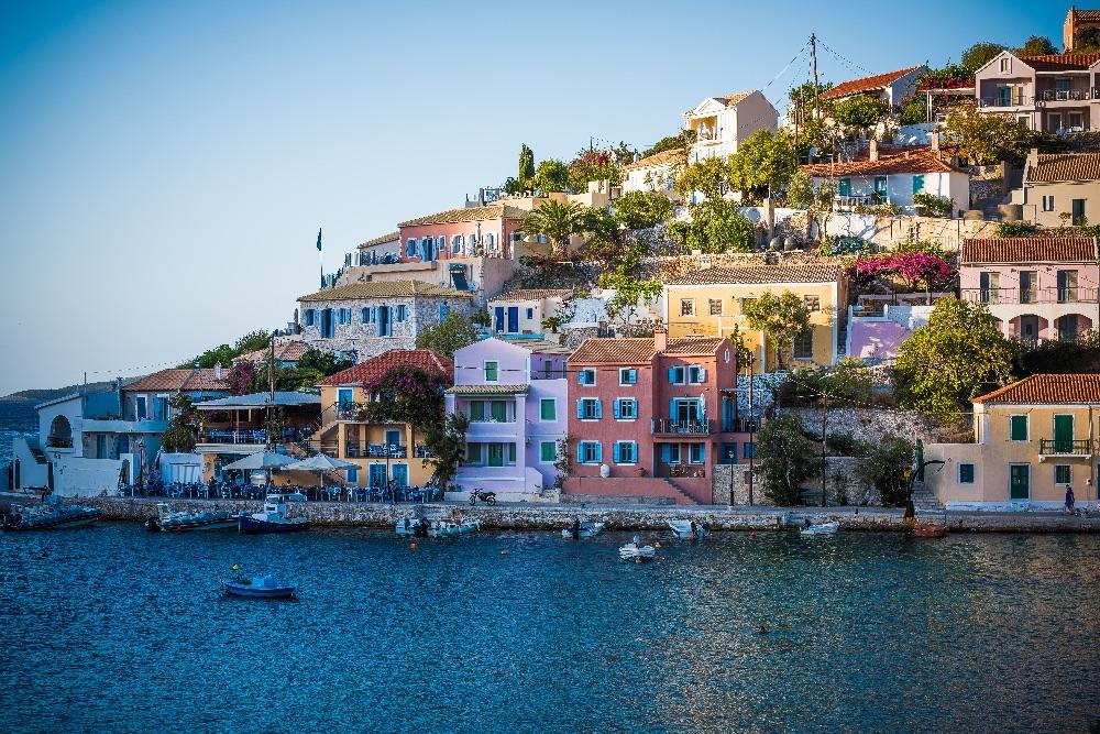 Crete Aussicht