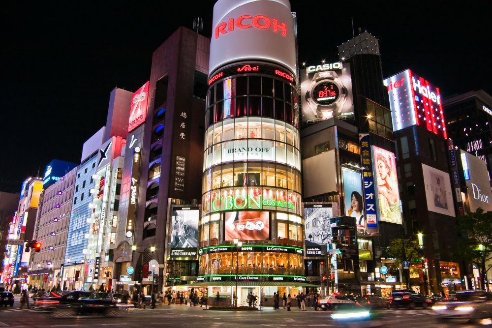 19 - Ginza by Night - Tokyo